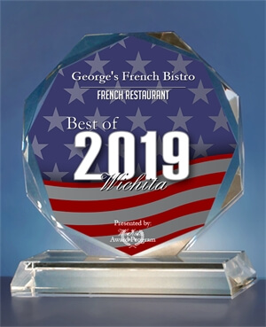 Georges French Bistro - Best of Wichita Awards